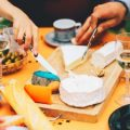 Wine and cheese (Image source: Reader's Digest)