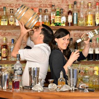 Mixology talk (image source: thedrinksbusiness)