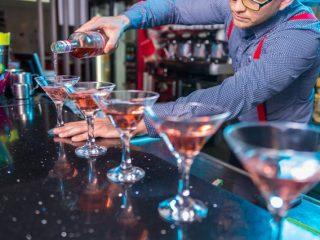 Love for martini